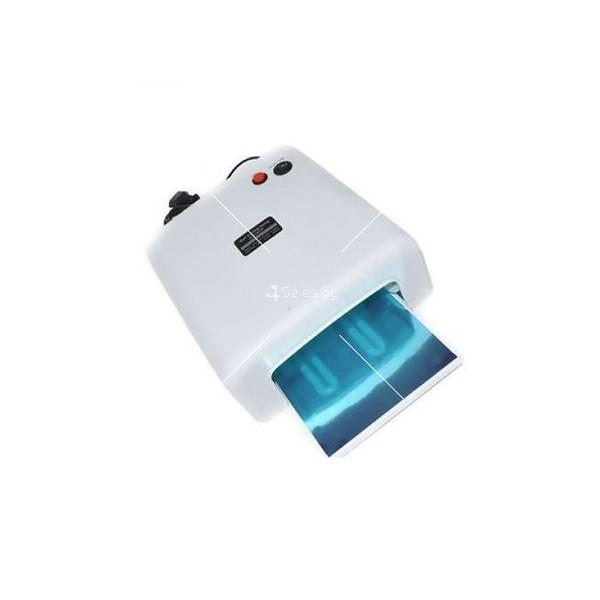 Професионална UV лампа за маникюр с мощност 36W MK2B 2