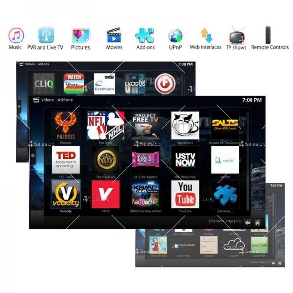 ТВ бокс T10 PRO Amlogic S905X2 с Android 8.1, LED дисплей, 4K, 4GB 2
