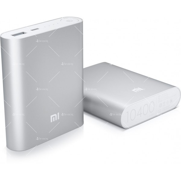 Външна батерия Xiaomi powerbank 10 400mAh TV260