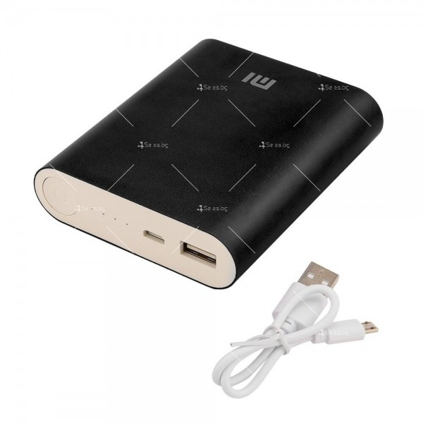 Външна батерия Xiaomi powerbank 10 400mAh TV260 2