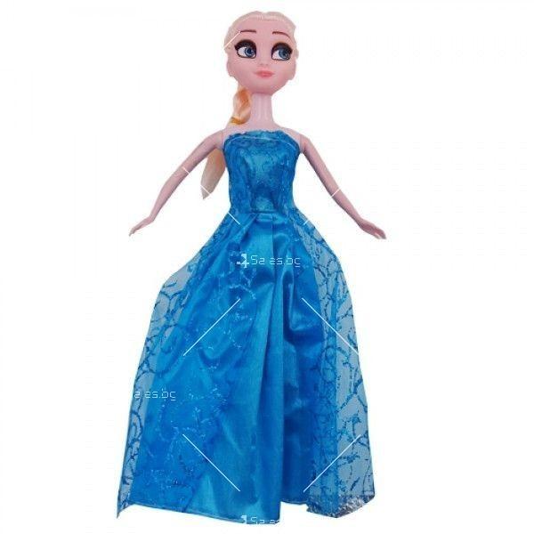 Комплект кукли Елза и Ана от замръзналото кралство 3