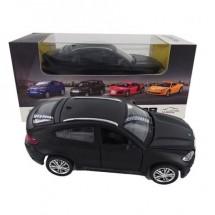 Метална количка BMW джип със светлинни ефекти Alloy car