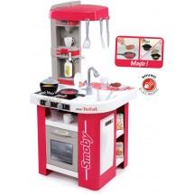 Модерна и функционална детска кухня Smoby mini tefal