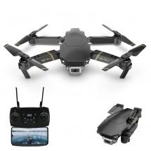Мощен сгъваем квадрокоптер с HD камера и контрол чрез жестове DRON GD89
