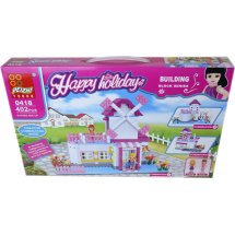 Детски конструктор Къщата на Емили и Синки