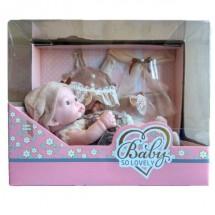 Детска кукла бебе красавица
