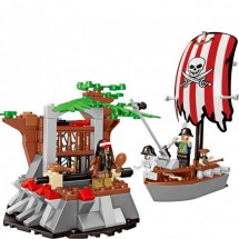 Детски конструктор Пиратски затвор 20908