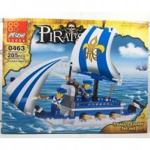 Детски конструктор Царският кораб 0463