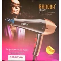 Професионален сешоар за коса - Braoua-professional-hair-dryer