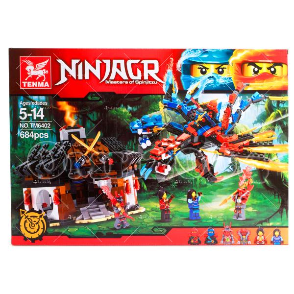 Детски конструктор Ninjago