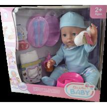 Детска кукла бебе Оли