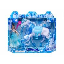 Кукла Барби – Принцесата и нейното конче.
