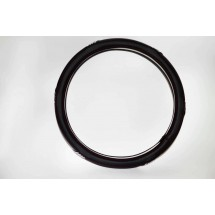"Калъф за волан ""Carbon Stripes"" с размер 37 см"