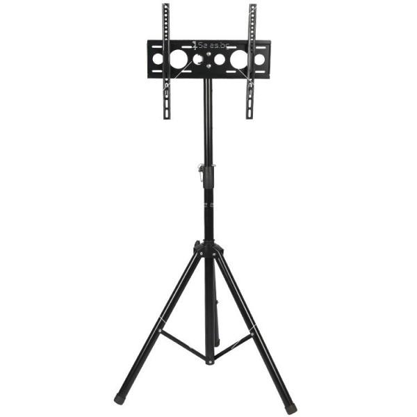Висока ТВ стойка за екрани 26-55 инча с ротация от 360 градуса TV STOIK-16 3