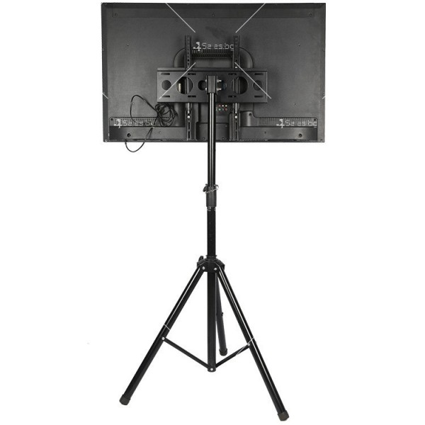 Висока ТВ стойка за екрани 26-55 инча с ротация от 360 градуса TV STOIK-16 4