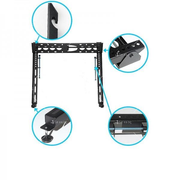 Универсална ТВ стойка за стена за екрани с 42-60 инча TV STOIK-17 4
