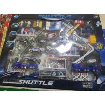 Детски конструктор Космическа станция