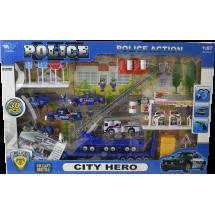 Детски конструктор Полицейски участък
