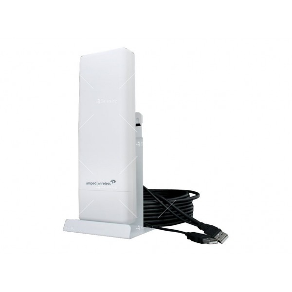 Професионалeн високоскоростен High-Power Wireless-N USB адаптер