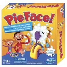 Забавна детска игра Пай в лицето