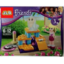 Детски конструктор Friends Детска площадка