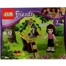 Детски конструктор Friends Горски кът