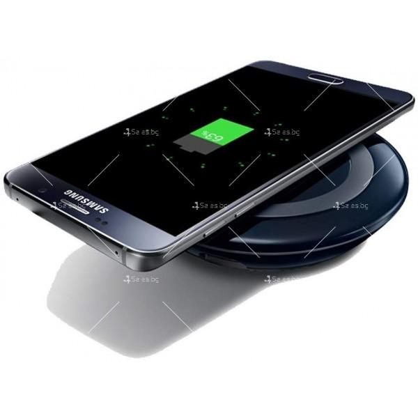 Безжично зарядно устройство за Android или Iphone + подарък приемник TV715 7