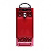 Караоке колона с Bluetooth, микрофон и цветно осветление Viva QS-36