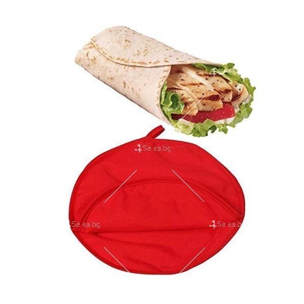 Кошничка за тортили-''Tortilla Bag'' 2