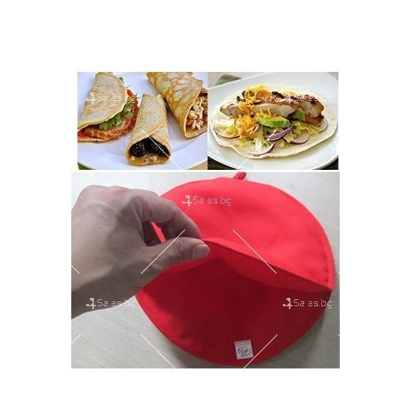 Кошничка за тортили-''Tortilla Bag'' 3