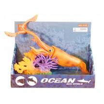 Океански свят - гигантски калмар