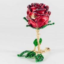 Изящна сувенирна роза-кутия