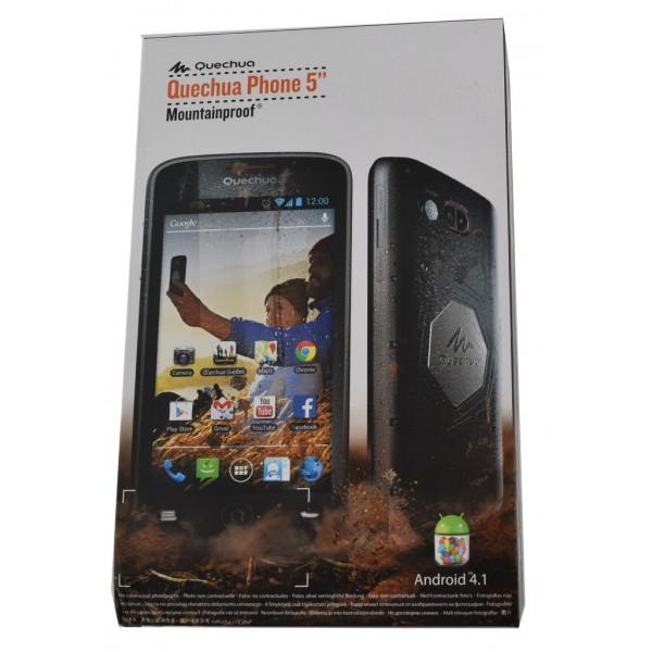 Quechua Phone Mountainproof - удароустойчив и водоустойчив телефон