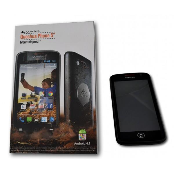 Quechua Phone Mountainproof - удароустойчив и водоустойчив телефон 2