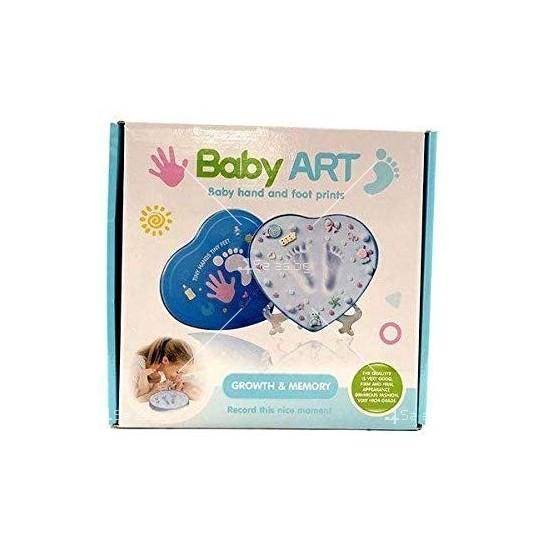 Кутия за бебешки отпечатъци