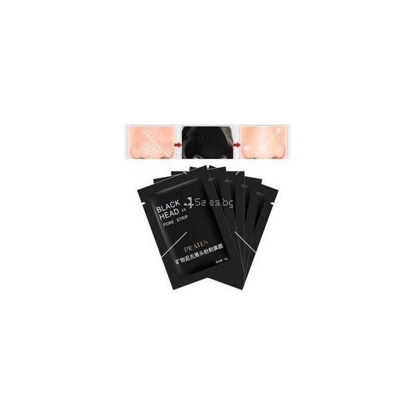 Черна пилинг маска за лице за почистване на черни точки TV169 6