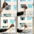 Уред за двустранно почистване на прозорци TV244 6
