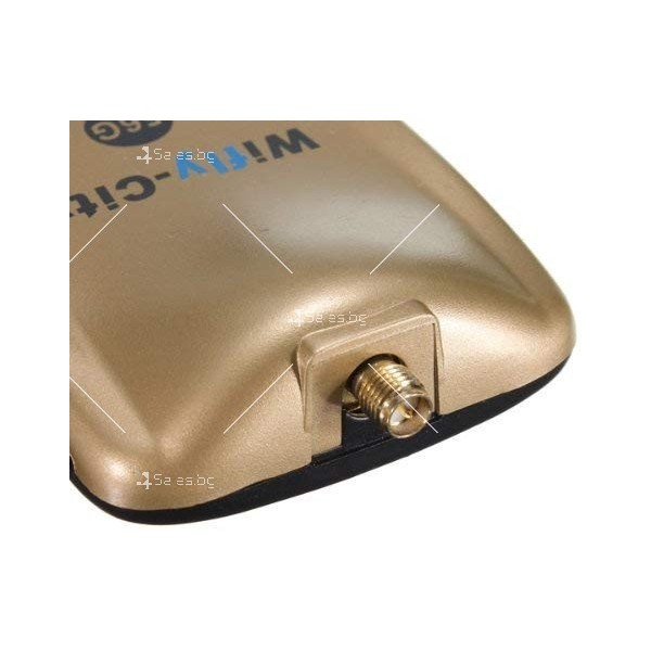 Wifly City Безжичен USB WI-FI адаптер WF24 7