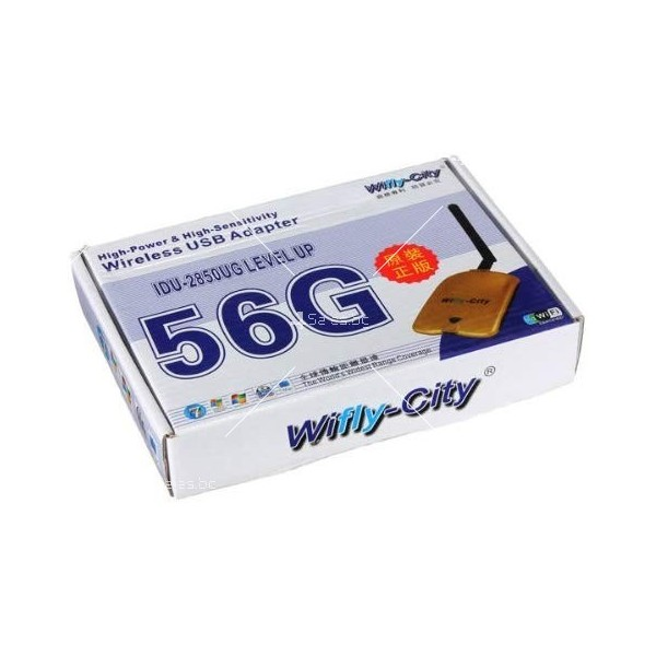 Wifly City Безжичен USB WI-FI адаптер WF24 9