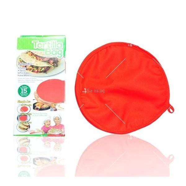 Кошничка за тортили-''Tortilla Bag'' 5