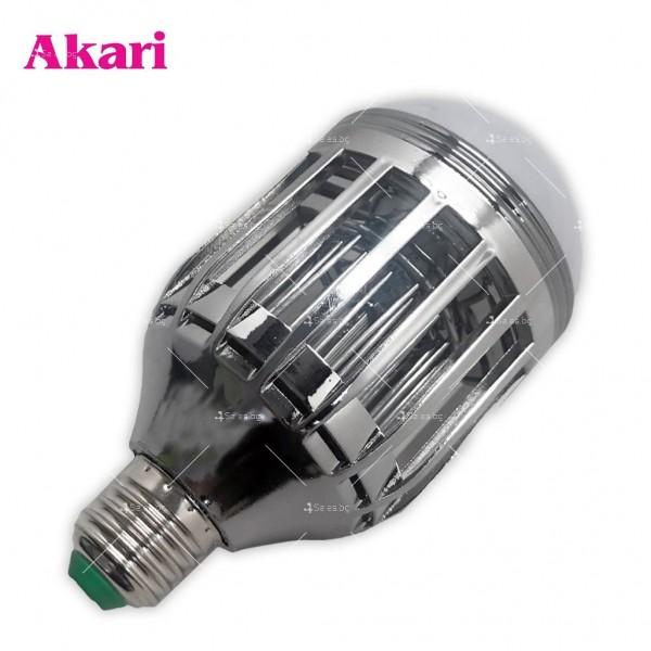 LED 2 в 1 лампа против комари 2