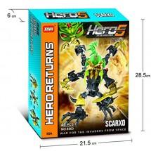 Детски конструктор HERO5