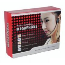 Мegaphone - Слушалки с микрофон