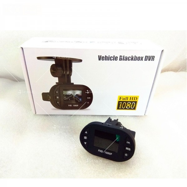 Видеорегистратор за автомобил Full HD C600 DVR – AC83 1