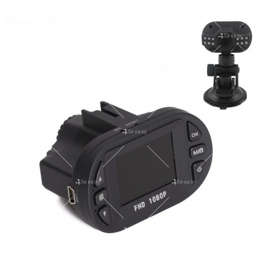 Видеорегистратор за автомобил Full HD C600 DVR – AC83