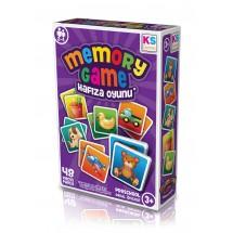 Детска игра Мемори с 48 карти
