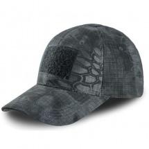 Бейзболна шапка, тъмен камуфлаж