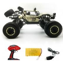Радиоуправляема количка Rock Crawler 4х4 Monster Truck TOY CAR-12
