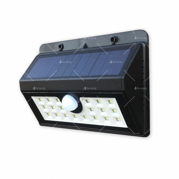 Акумулаторна LED крушка за градината и вътре H LED3