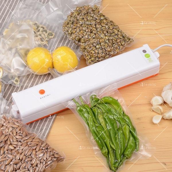 Автоматична машина за вакумиране на опаковки за храна TV159